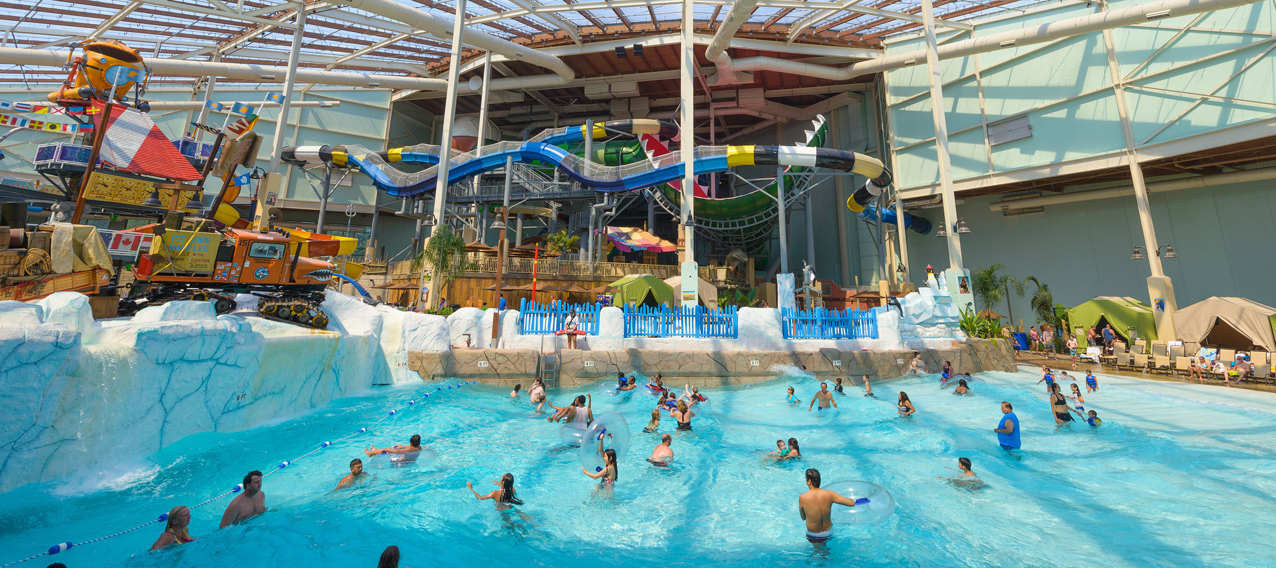 Attractions – Camelback Mountain Resort / Aquatopia