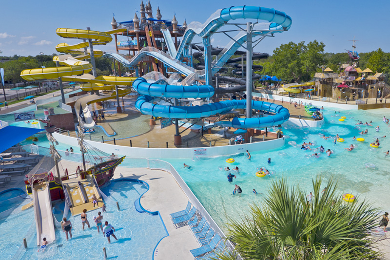 EPR Waterparks